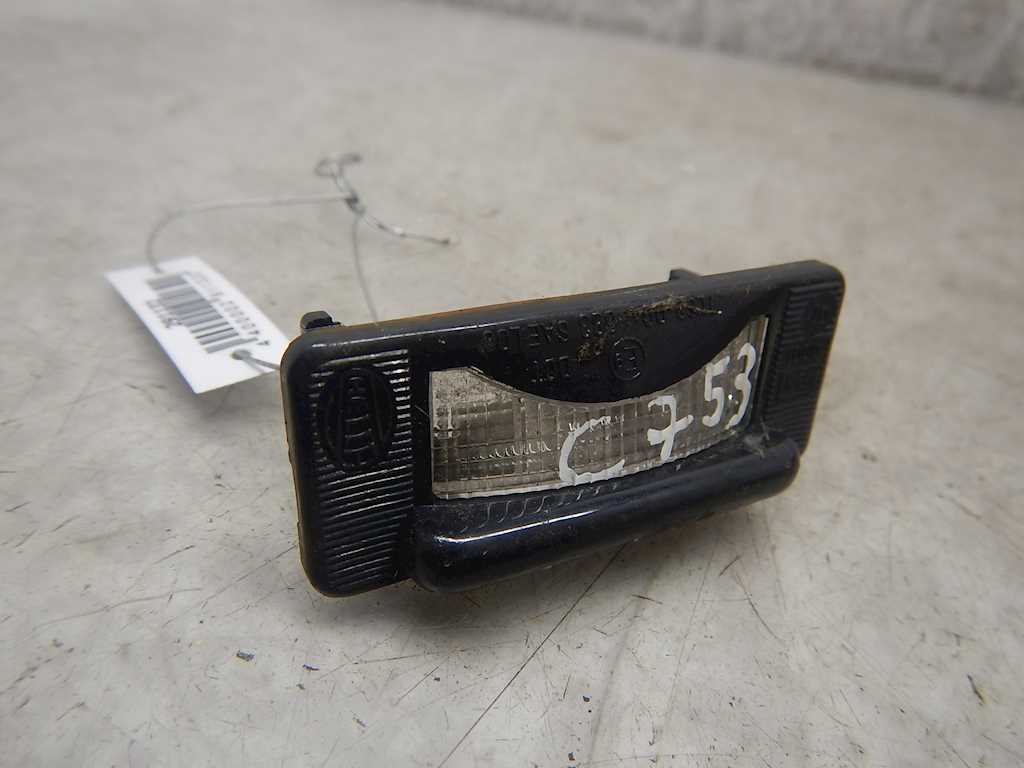 Подсветка номера Mercedes Sprinter 1 фото