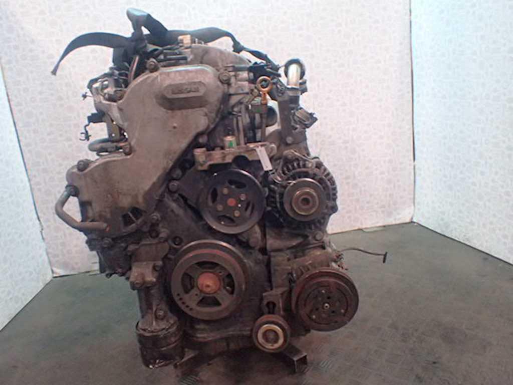 Двигатель (ДВС) Nissan Primera P12 347969 preview-3