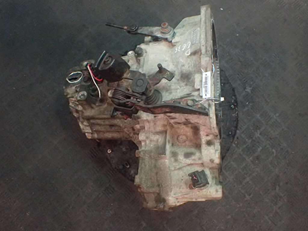 КПП 5ст (механическая коробка) Hyundai Coupe 2 2002-2006