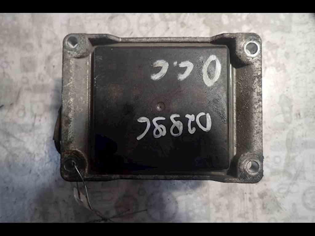 Блок управления двигателем Opel Corsa C 300387 preview-2
