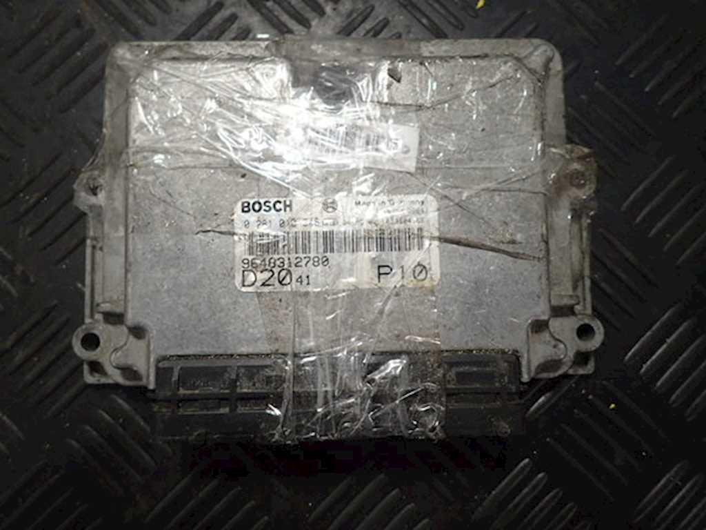 Блок управления двигателем Citroen Jumper (Relay) 2 фото