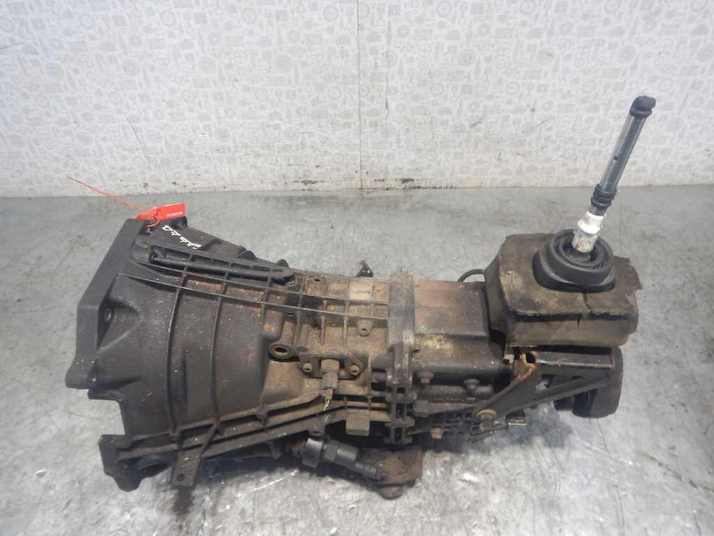 КПП 5ст (механическая коробка) Ford Transit 4 2000-2006
