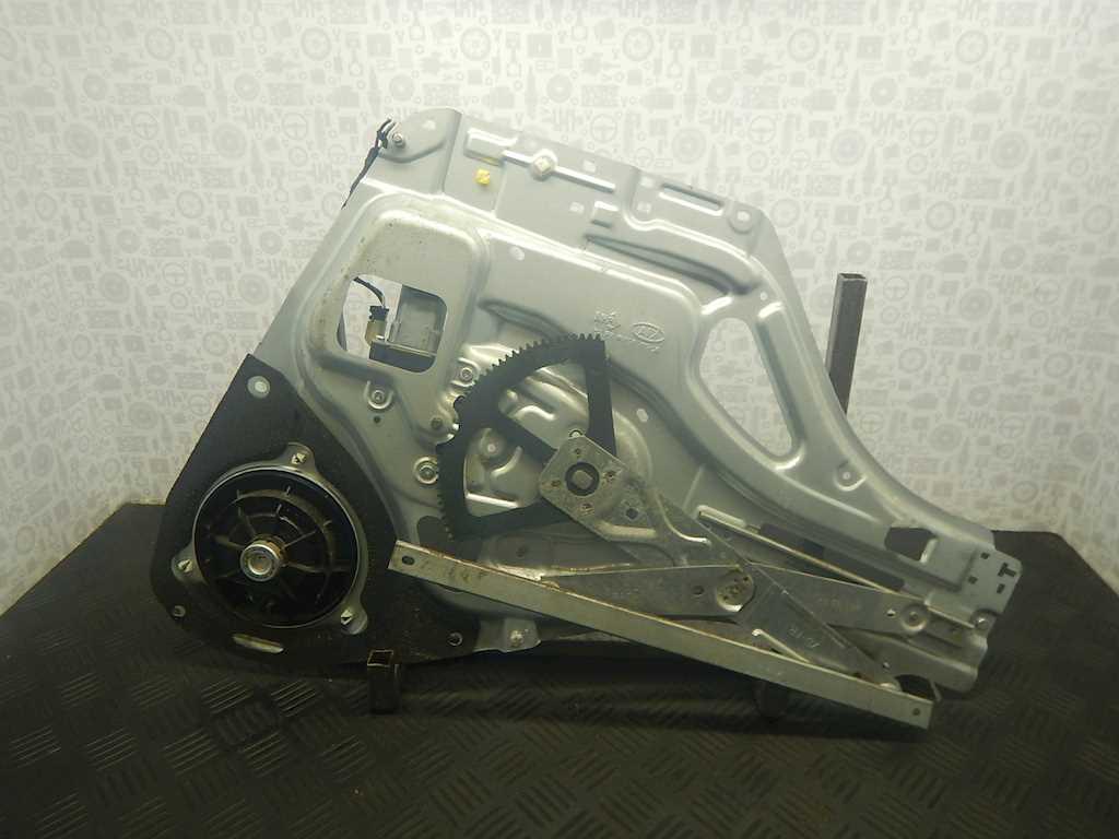 Стеклоподъемник электрический передний левый Kia Sportage 2