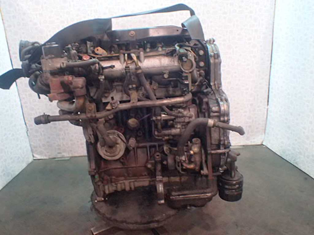 Двигатель (ДВС) Nissan Primera P12 347969 preview-4
