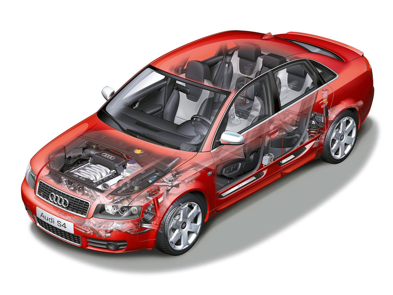 Запчасти Audi б/у с авторазборки