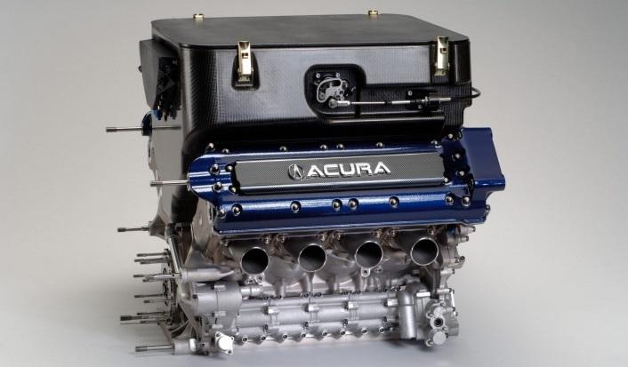 Двигатель для автомобиля Acura