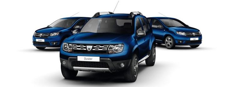 Запчасти для Dacia с авторазборки