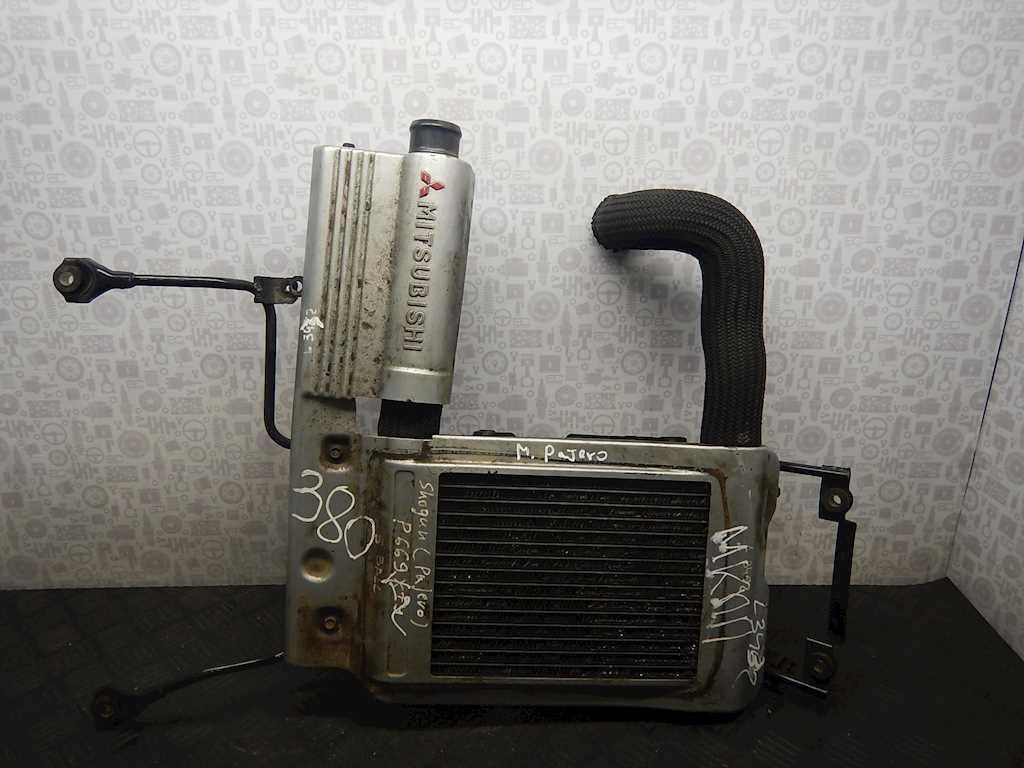 Интеркулер (радиатор интеркулера)