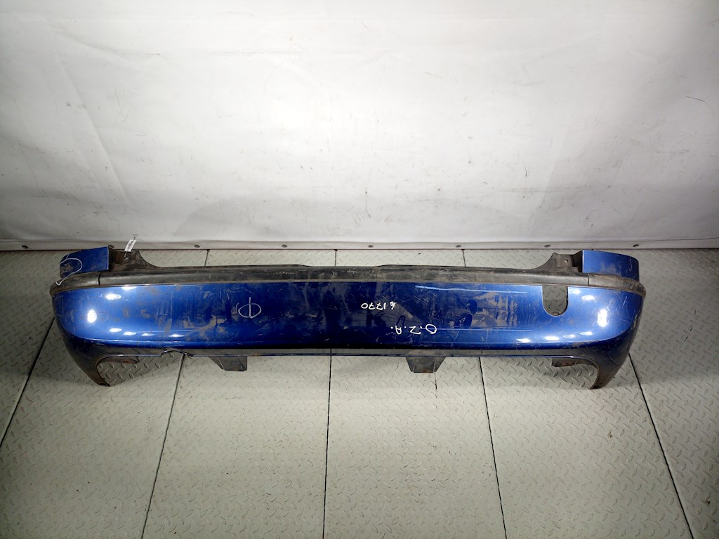 Бампер задний Opel Zafira A 1999-2005