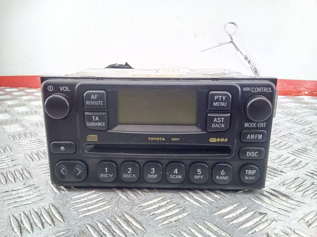 Магнитола Toyota Rav4 2 2001-2005