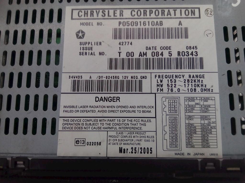 Chrysler-Voyager 4-467482