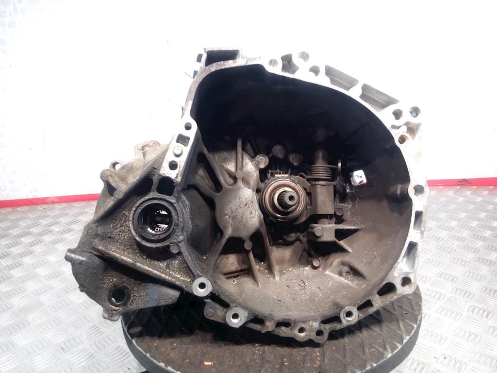 КПП 5ст (механическая коробка) Toyota Aygo 2005-2009