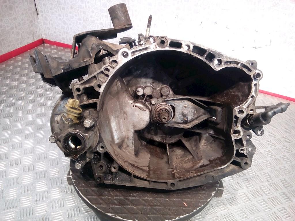 КПП 5ст (механическая коробка) Citroen Jumpy Dispatch 1996-2007