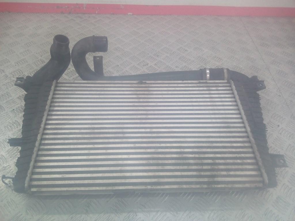 Радиатор основной Opel Astra H фото