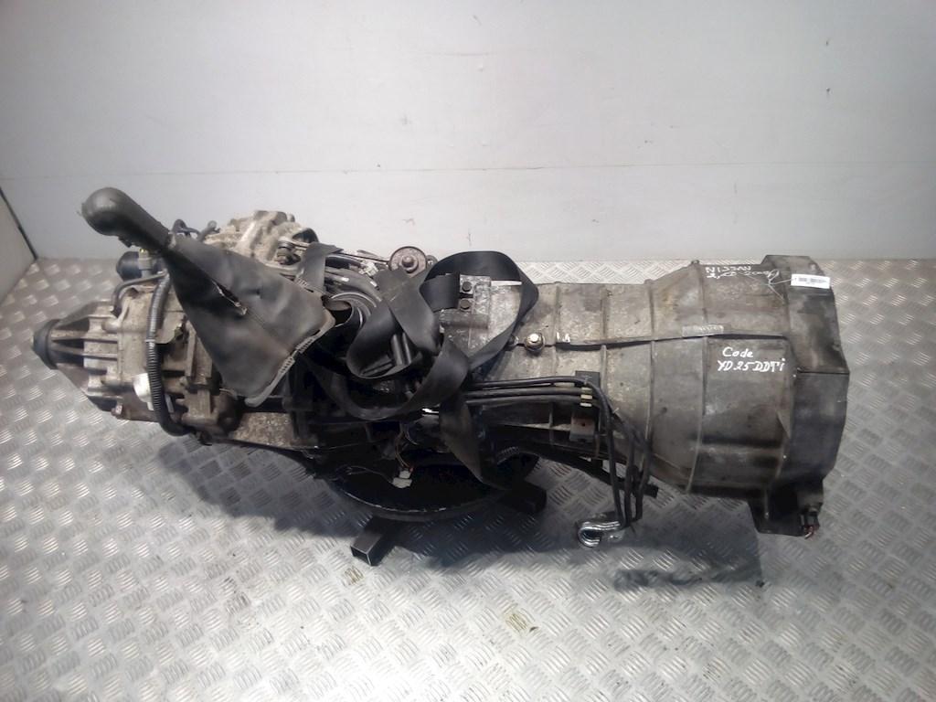 КПП 5ст (механическая коробка) Nissan Navara D40 2005-2010