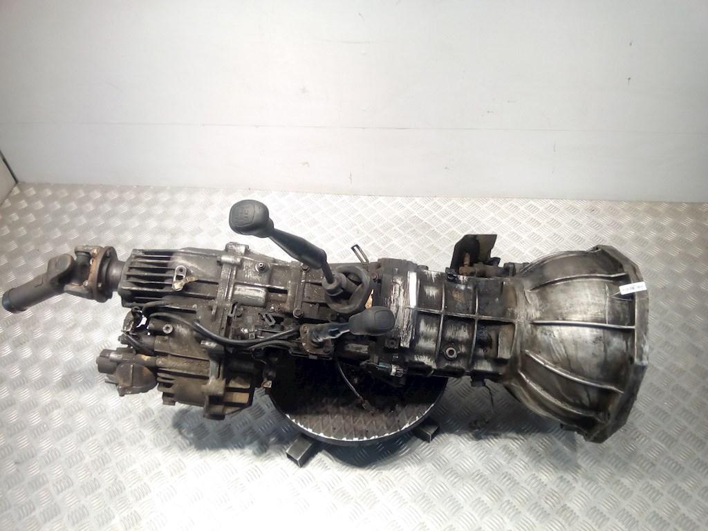 КПП 5ст (механическая коробка) Isuzu Trooper 1991-2003