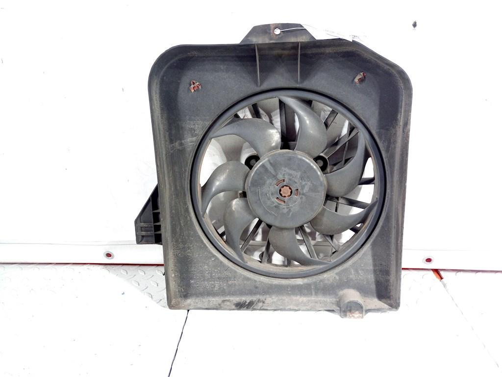 Вентилятор радиатора кондиционера Chrysler Voyager 4 фото