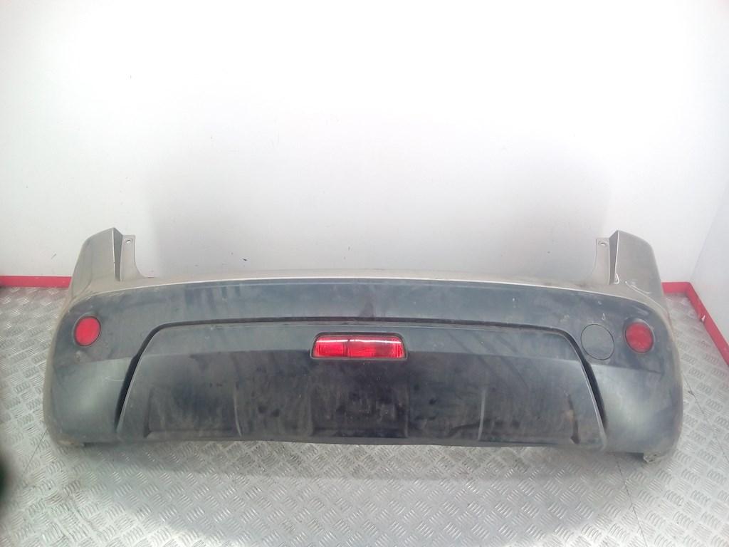 Бампер задний Nissan Qashqai 2007-2014