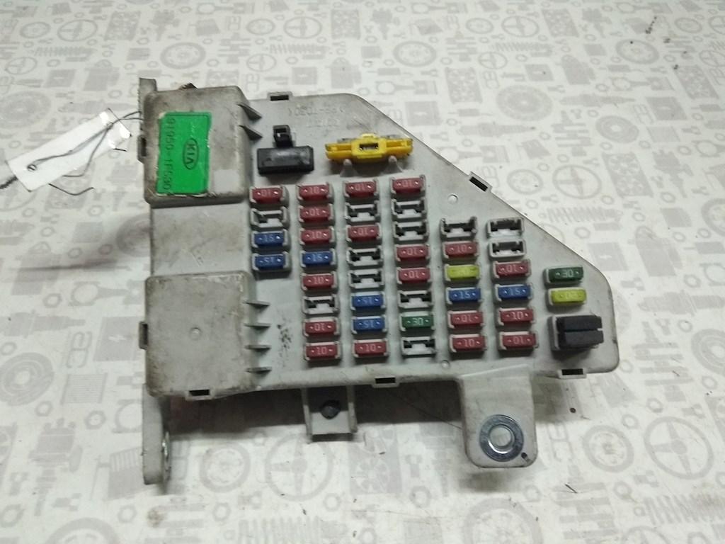 Блок предохранителей Kia Sportage 2 289337 preview-4