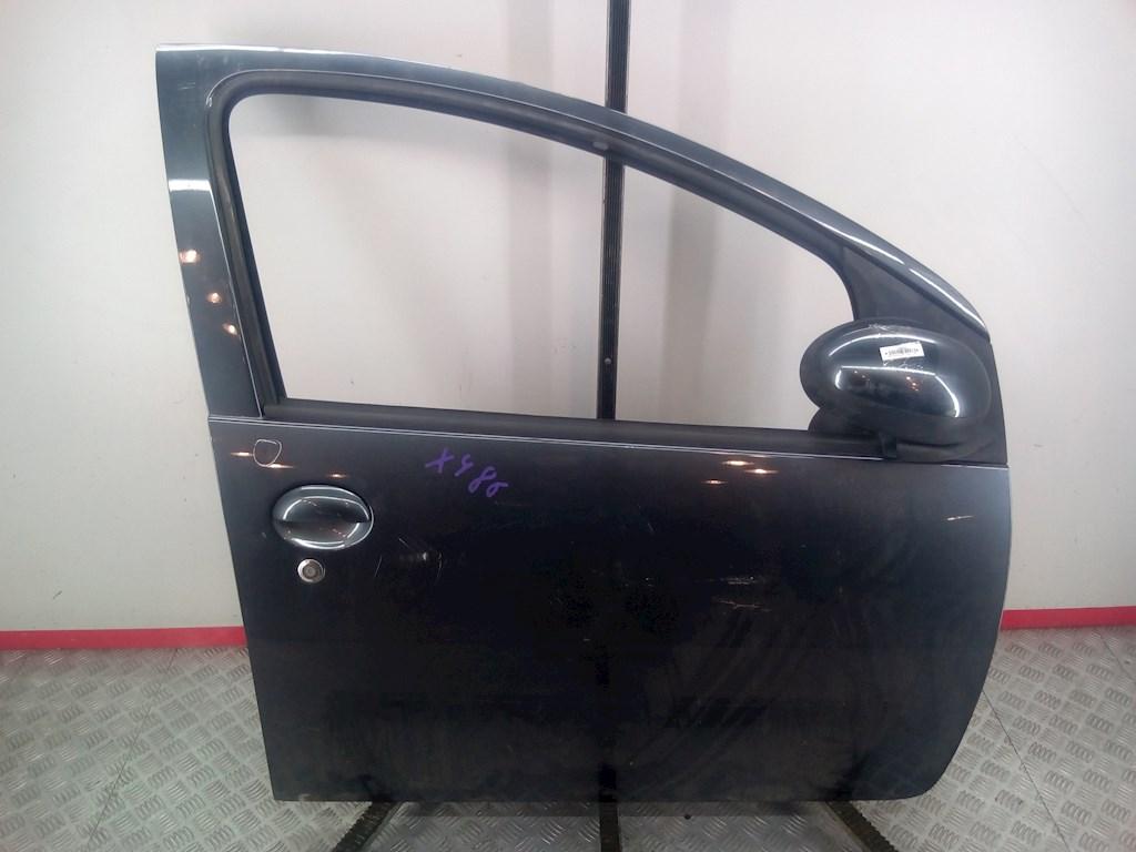 Дверь передняя правая Toyota Aygo 2005-2009