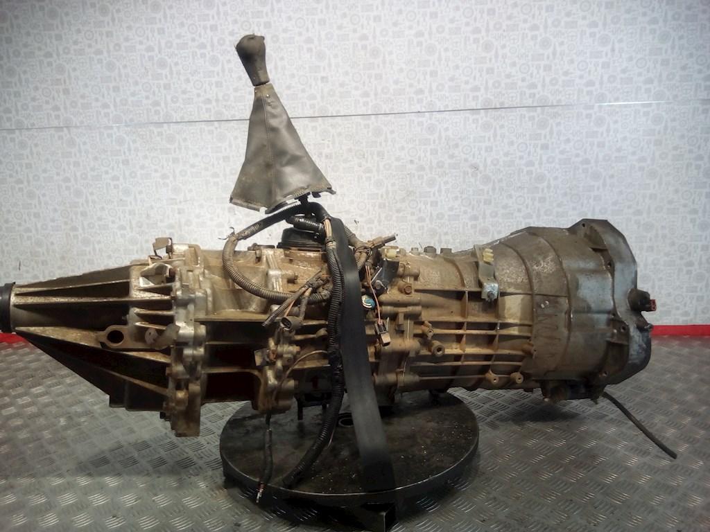 КПП 5ст (механическая коробка) Nissan Navara 1997-2005