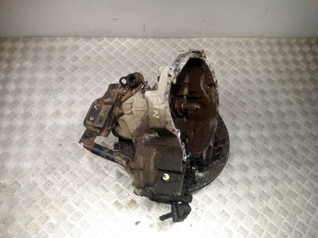 КПП 5ст (механическая коробка) MG ZR 2001-2005
