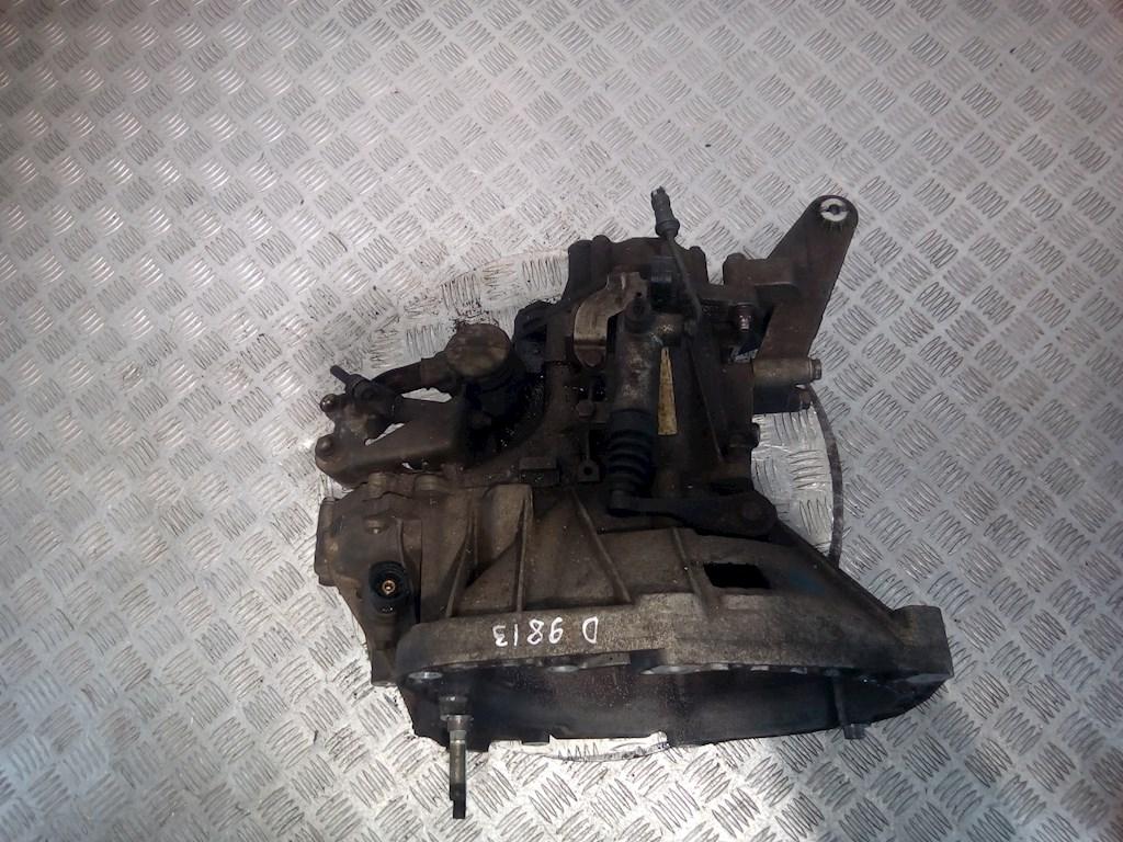 КПП 5ст (механическая коробка) Fiat Bravo 1 1995-2003