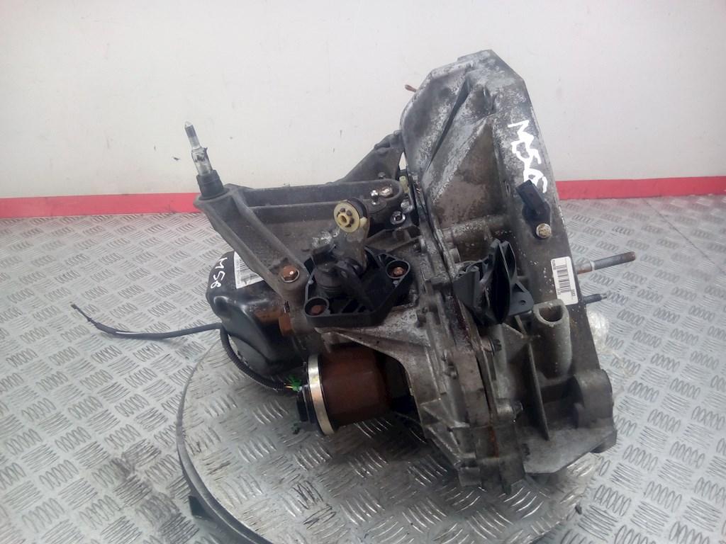КПП 5ст (механическая коробка) Renault Clio 3 2005-2012
