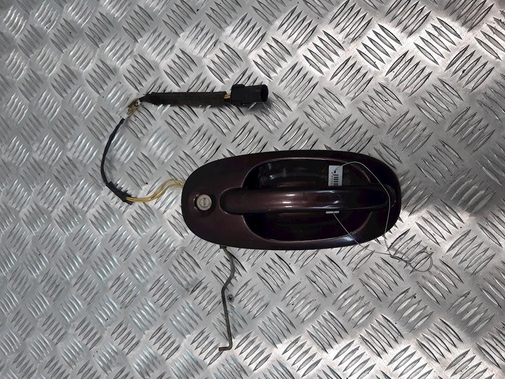 Ручка двери наружная передняя левая Chrysler Voyager 3 фото