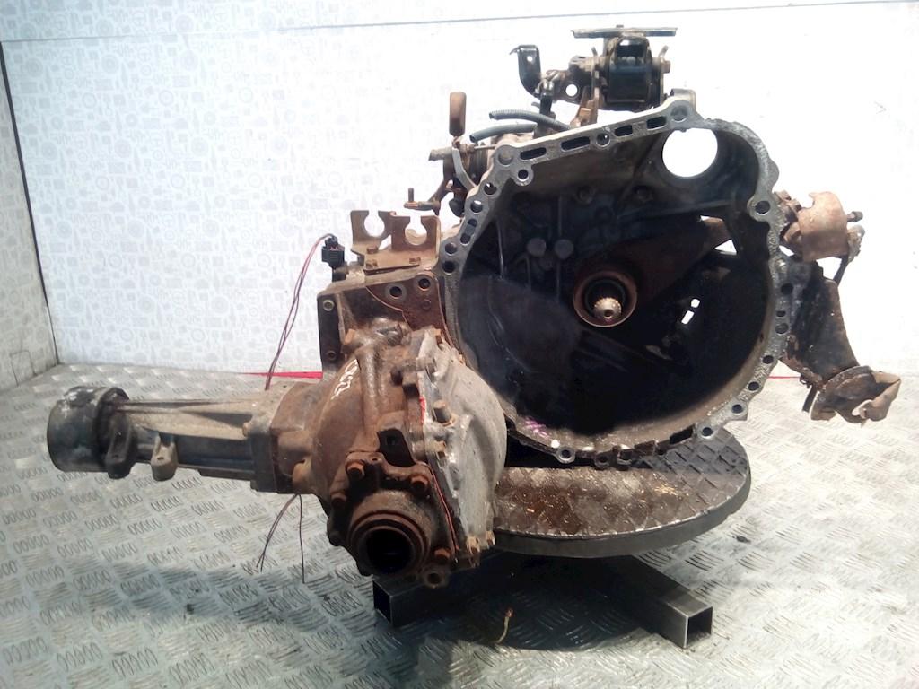 КПП 5ст (механическая коробка) Toyota Rav4 2 2001-2005