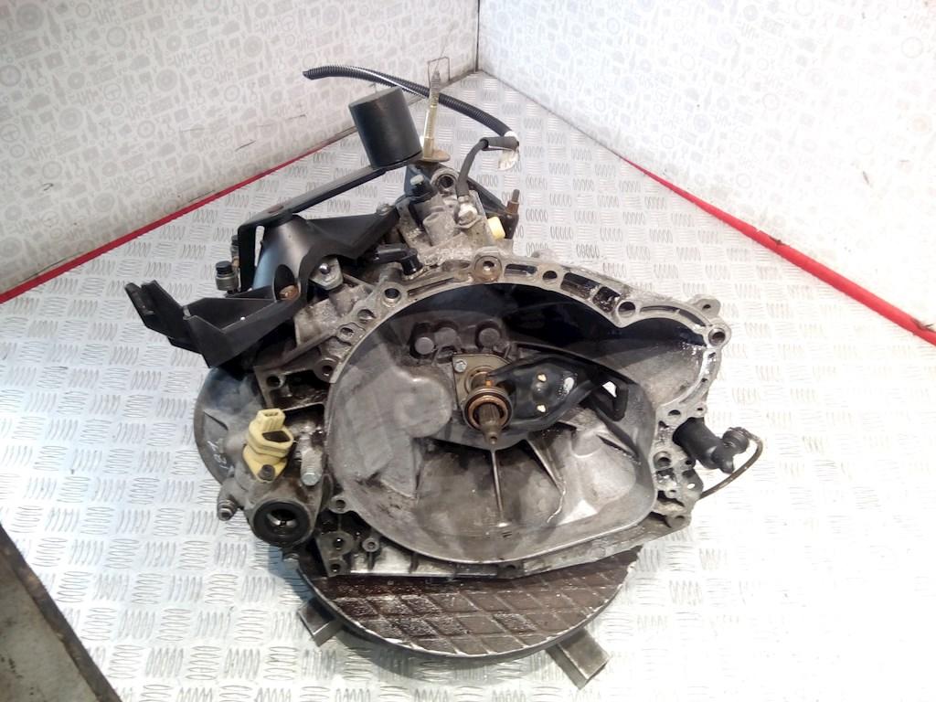 КПП 5ст (механическая коробка) Peugeot Expert 1995-2007