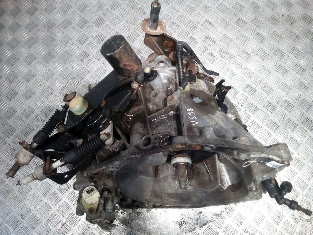 КПП 5ст (механическая коробка) Fiat Scudo 220 1995-2007