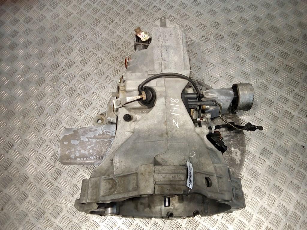 КПП 5ст (механическая коробка) Volkswagen Passat 5 GP фото