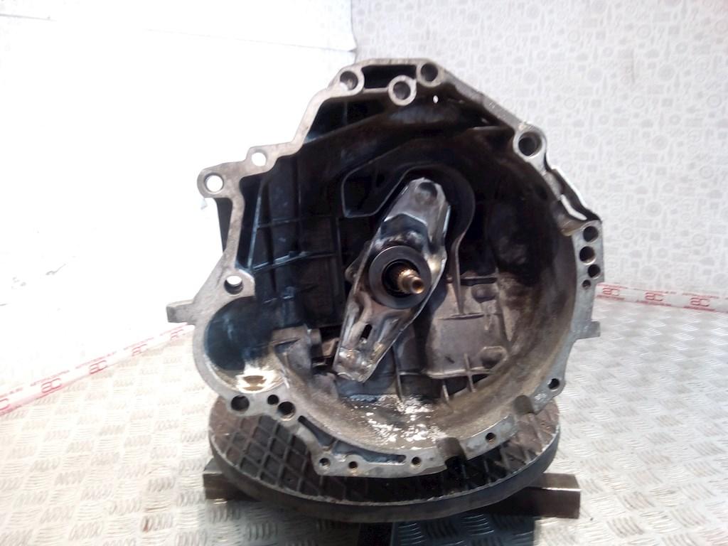 КПП 5ст (механическая коробка) Audi A4 B6 2001-2004