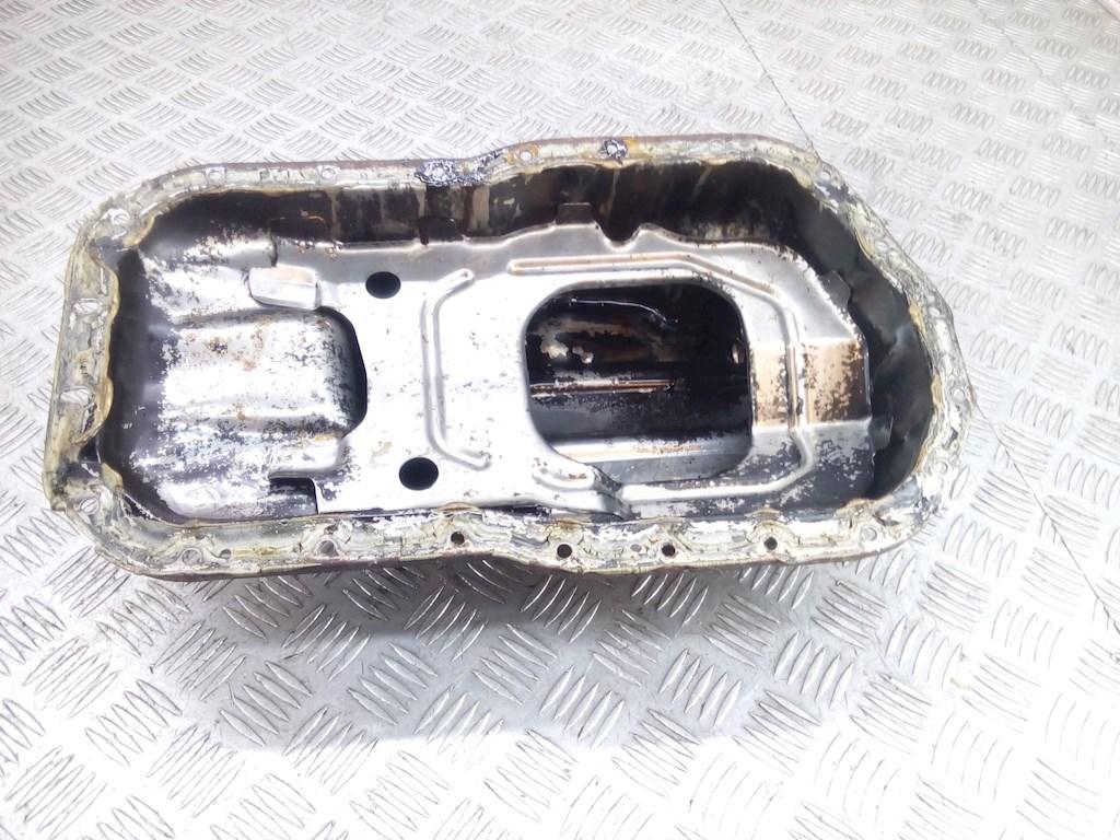 Поддон двигателя Toyota Corolla 7 фото