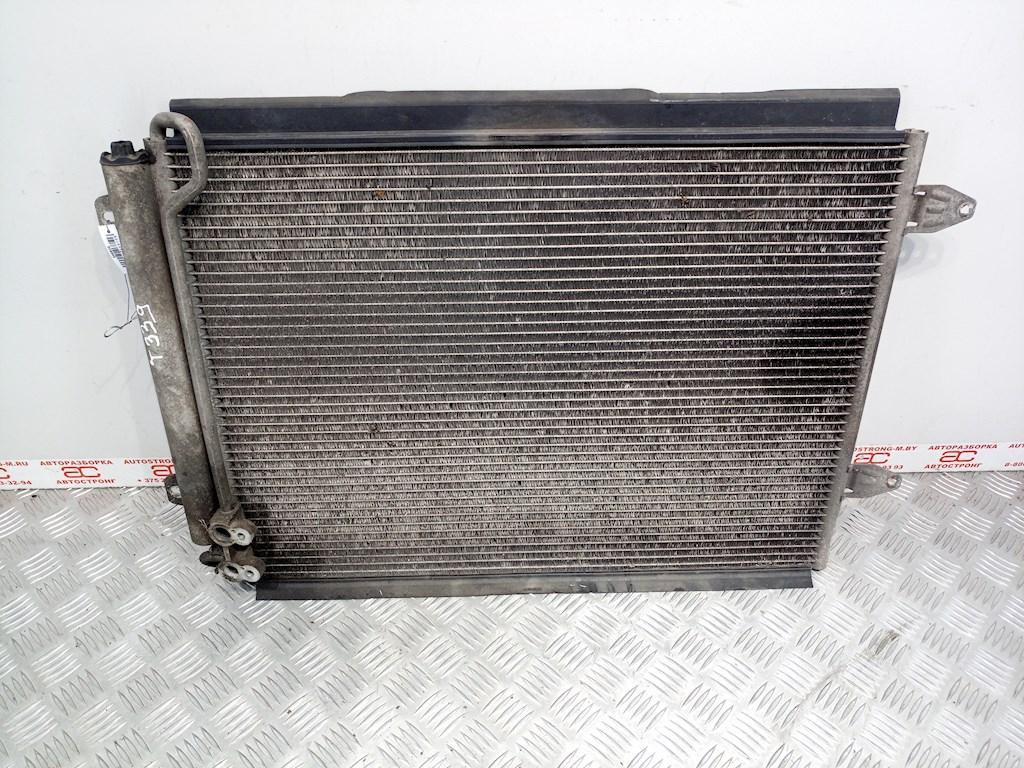 Радиатор кондиционера VOLKSWAGEN PASSAT 6