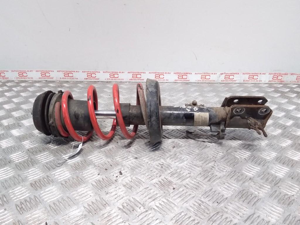 Стойка амортизатора переднего левого Opel Vectra B фото