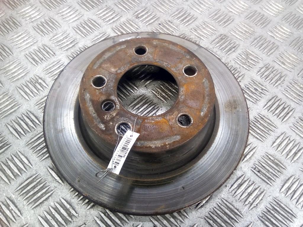 Диск тормозной задний BMW 3 Series (E46) фото