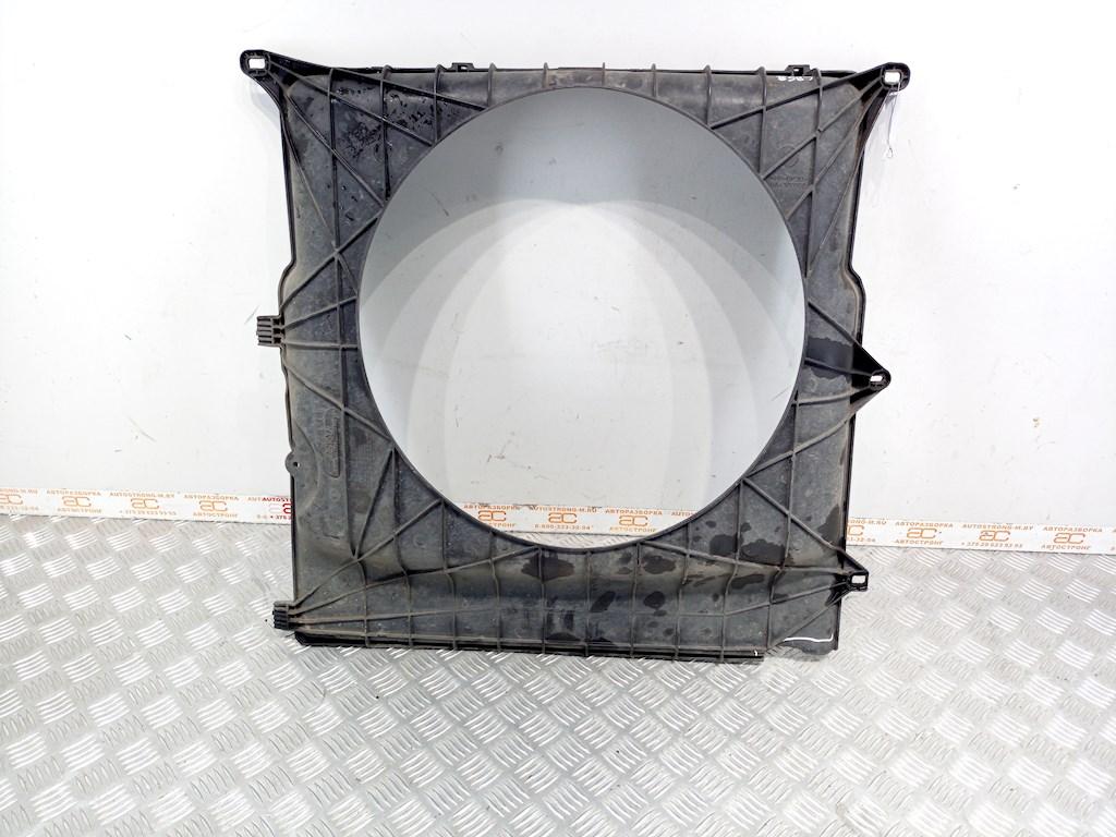 Диффузор (кожух вентилятора) Iveco Daily 5 фото