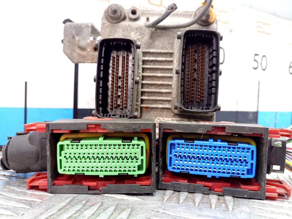 Блок управления двигателем Fiat Punto 2 255516 preview-5