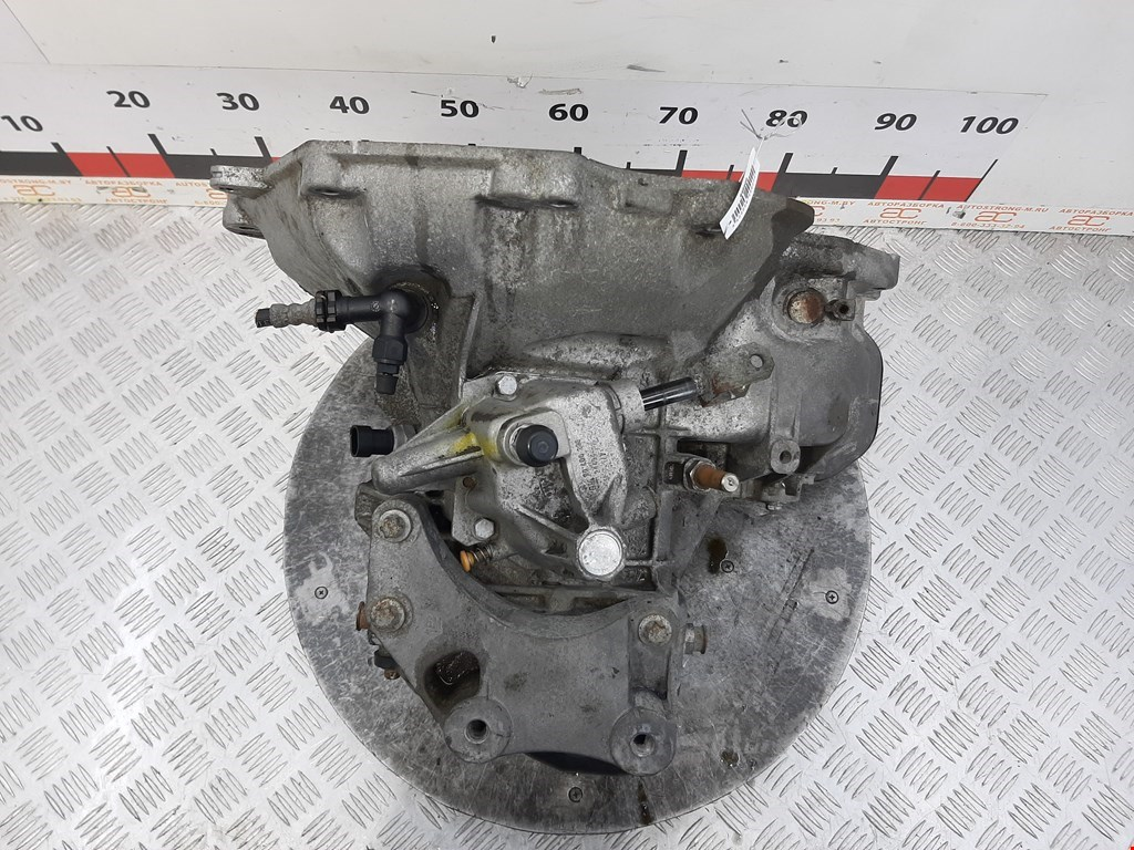 КПП 5ст (механическая коробка) Opel Corsa D 2006-2012