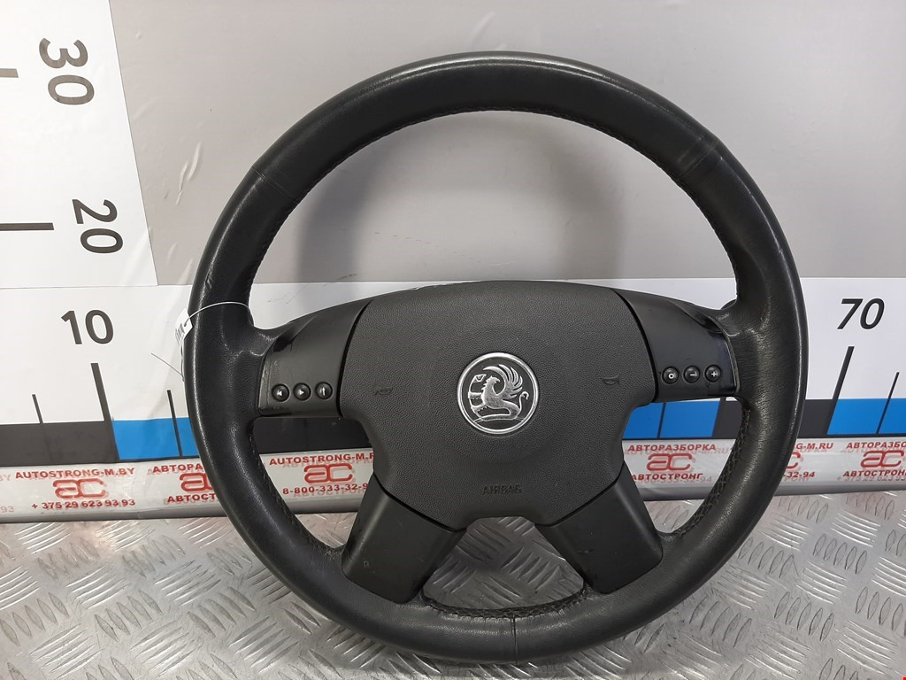 Руль Opel Vectra C фото