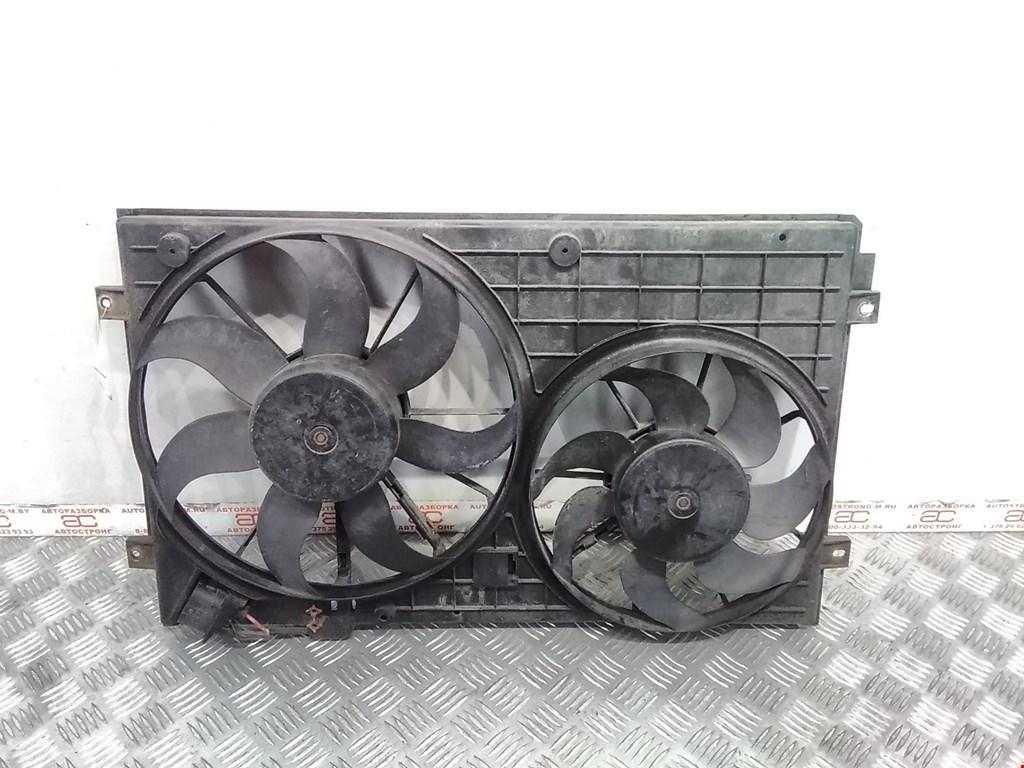 Вентилятор радиатора основного Volkswagen Golf 5 фото