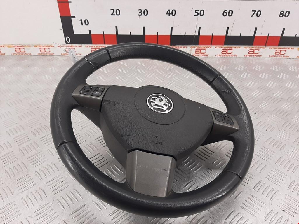 Руль Opel Zafira B фото