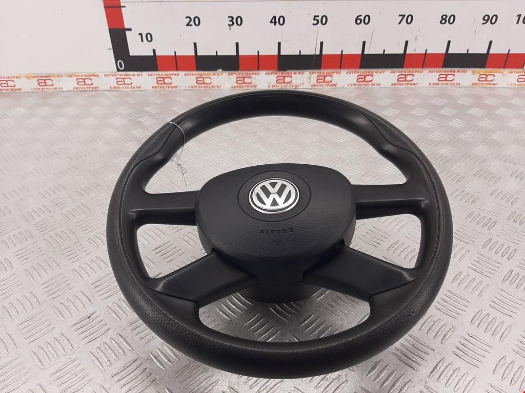 Руль Volkswagen Polo 4 фото