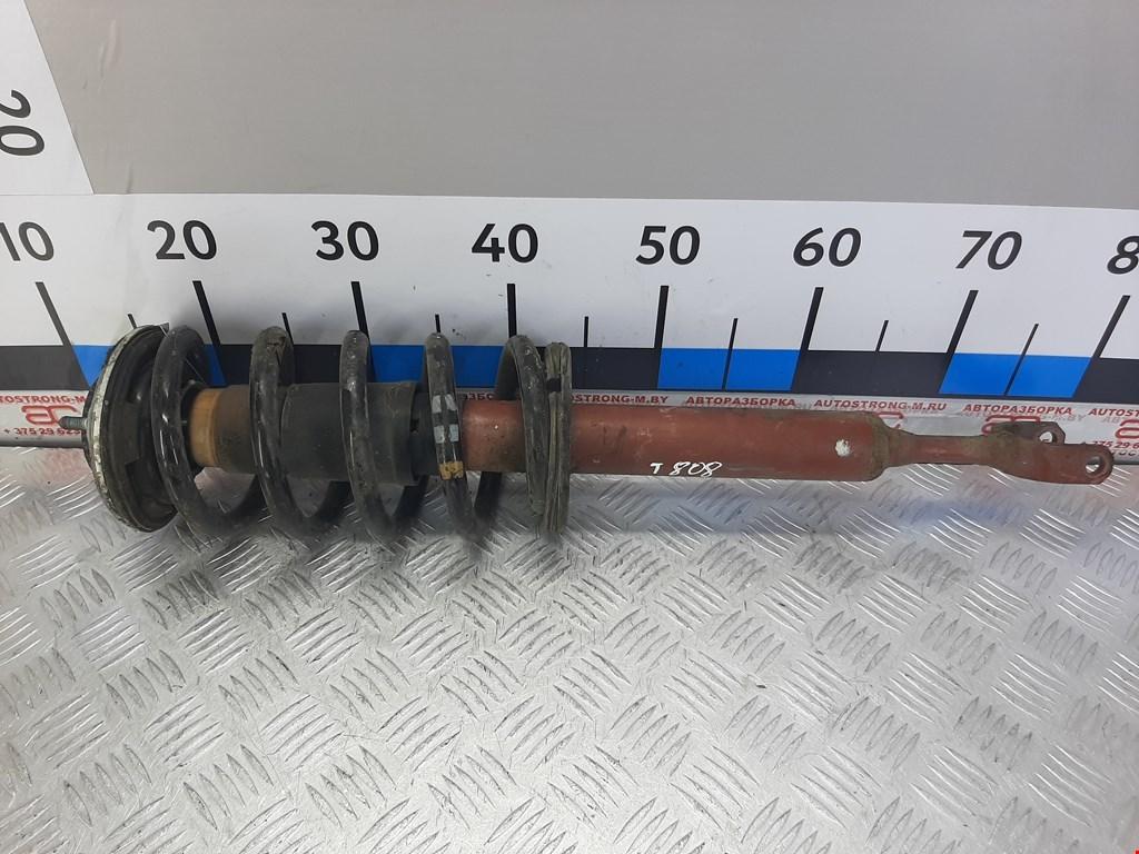 Стойка амортизатора переднего левого Audi A6 C5 фото