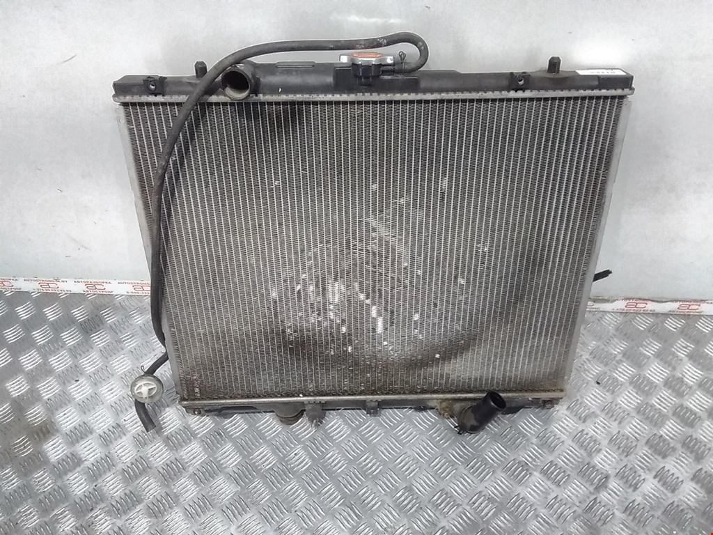 Радиатор основной Mitsubishi Pajero Sport фото