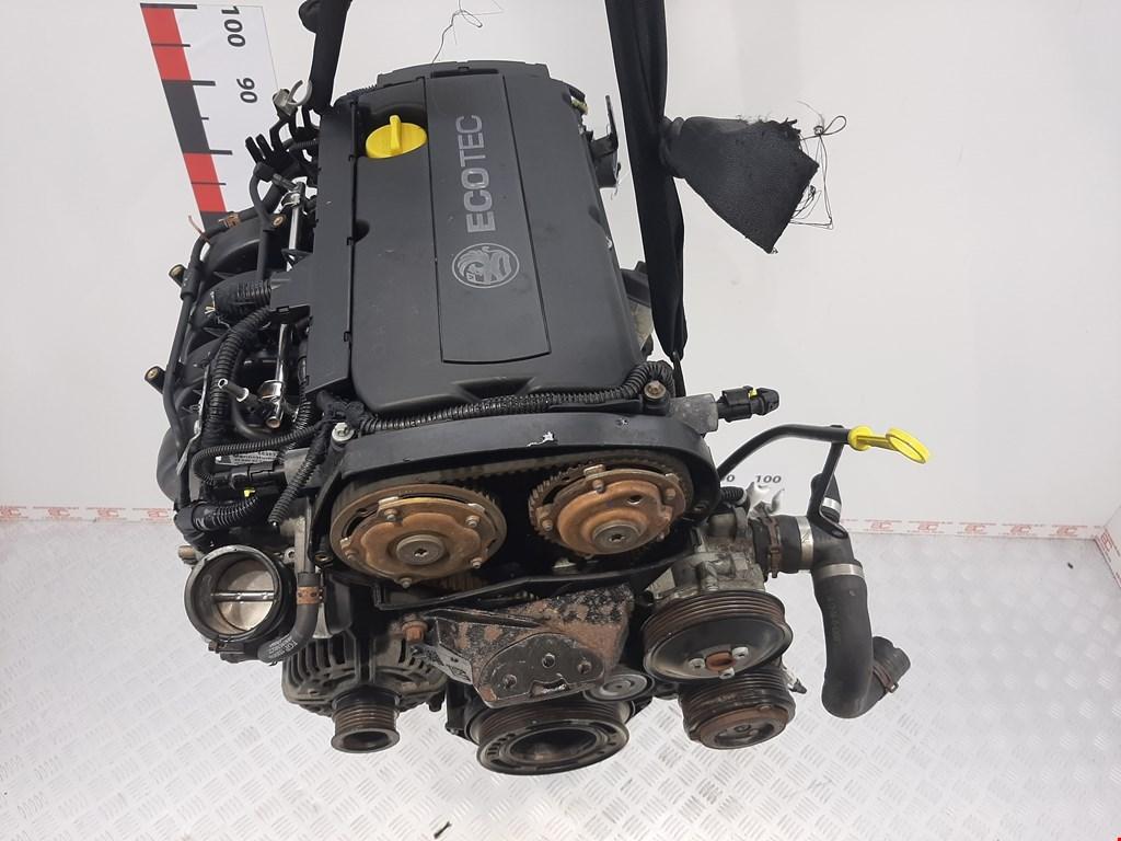 Двигатель (ДВС) Opel Astra H фото