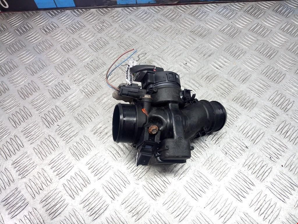 Заслонка дроссельная Peugeot 207 фото