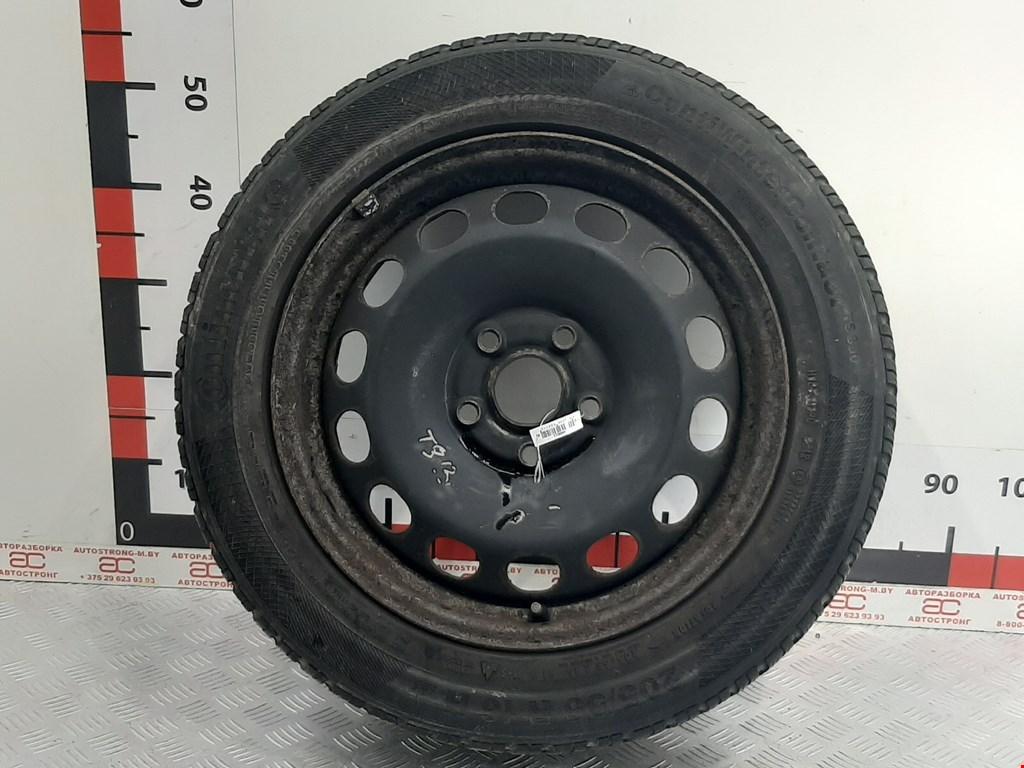 Диск колесный штампованный Volkswagen Touran фото